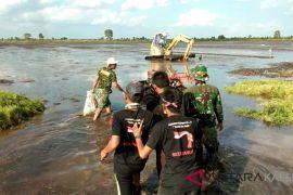 Bupati Kerahkan warga garap lahan 750 hektare