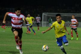 Barito gets only one point against Madura
