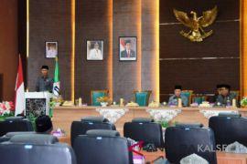 DPRD Setujui Pelaksanaan APBD 2017
