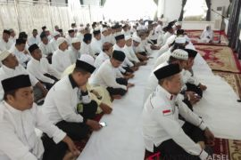 302 Jamaah calon haji HST siap berangkat