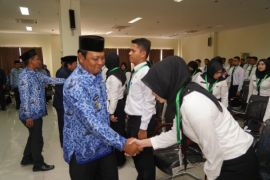 Paman Birin semangati peserta Diklatpim IV