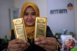 Emas berjangka akhiri penurunan empat hari berturut-turut