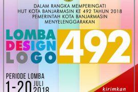 Lomba Desain Logo hari Jadi ke- 492 Kota