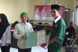 KPU Kotabaru tetapkan DCS