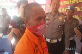 Pelaku Nyanyi Indonesia Raya Usai Penggal Kepala Korban