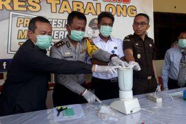 Polres Tabalong tangkap dua bandar Narkoba