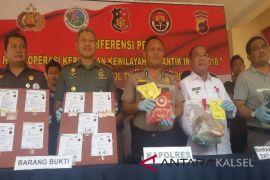 Kasus Narkoba Monopoli Hasil Ops Antik Intan 2018