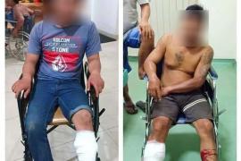 Polisi tangkap ayah anak spesialis pencuri rumah kosong