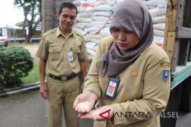 Bantuan beras sejahtera HSS periode Agustus disalurkan