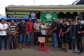 BND-HSS serahkan dana penggalangan korban kebakaran Panggandingan