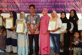 HSS terbitkan ratusan akte kelahiran gratis bagi warga kurang mampu