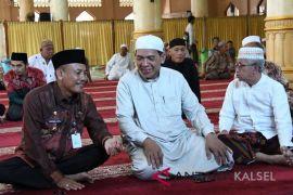 Dahnial Kifli hadiri syukuran bersama jiran Mesjid Taqwa