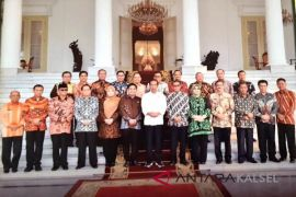 Bupati Balangan - Presiden tekankan penggunaan APBD dan Dana Desa