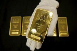 Emas naik tiga hari berturut-turut