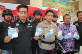 Banjarbaru Police arrest one-kg sabu-sabu dealer