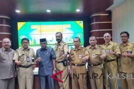Bupati Banjar Pantau SKPD melalui