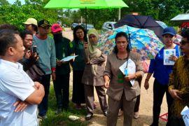 PN Banjarbaru gelar sidang di lokasi sengketa proyek bandara