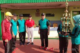 HST tuan rumah turnamen tenis KPTA Cup Kalsel