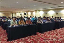 Pemerintahan Desa se-Kecamatan BAT pelatihan di hotel mewah