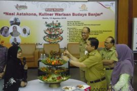 Wali Kota Banjarmasin: Nasi Astakona go nasional