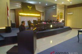 DPRD Banjarmasin tarik Raperda RDTR Kecamatan