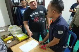 Banjarmasin prison thwart methamphetamine smuggling