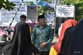 Rektor ULM berharap mahasiswa perbanyak aksi nyata dalam bentuk pengabdian masyarakat