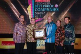 Astra Agro raih Indonesia Excellent Public Company 2018