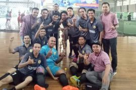 ASN Pemkab HST juara pertama Futsal se-Kalsel