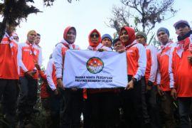 Dishut kenalkan Gunung Kahung sebagai wisata pendakian dunia