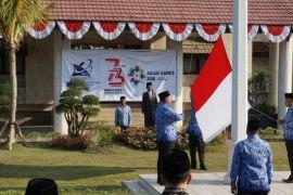 LLDIKTI XI gelar upacara HUT Kemerdekaan ke 73 RI