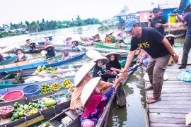 Pemprov angkat budaya lokal melalui festival terapung