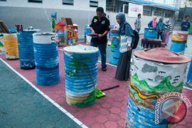 16 mahasiswa mancanegara kunjungi Banjarmasin pelajari sampah