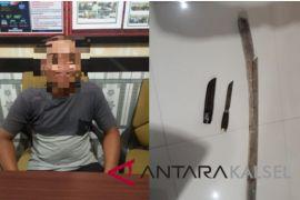 Pelaku pembunuhan di GOS Aluh Idut Kandangan diamankan