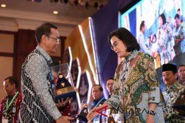 Pemkab HSS raih penghargaan Menteri Keuangan RI