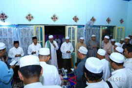 Achmad Fikry minta restu Guru Danau pimpin HSS