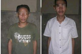 Polsekta Banjarmasin Selatan tangkap dua pelaku penganiayaan