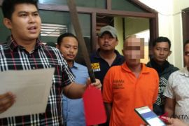 Polsekta Banjarmasin Tengah tangkap pelaku penyerangan gunakan Sajam