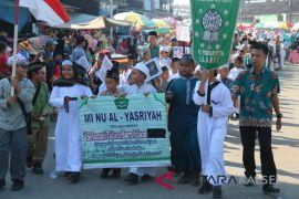 Masyarakat Alabio Meriahkan 1 Muharram