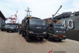 Danrem: Aid raising for Lombok continues