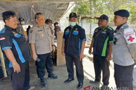 Kabid Dokkes Polda Kalsel supervisi Satgas Aman Nusa II di NTB