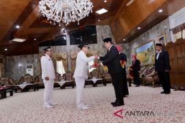 Arifin Arpan Resmi Kembali Pimpin Tapin
