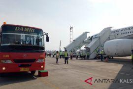 Bandara Syamsudin Noor lancar layani jamaah haji