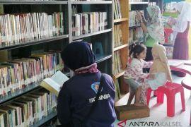 Minat baca masyarakat Tapin terus meningkat