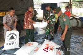 Kodim 1002 dan pemkab kirimkan bantuan korban gempa Lombok