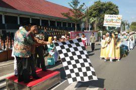 Pawai sambut tahun baru Islam di Banjarbaru