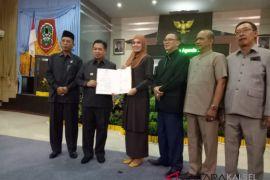 DPRD Banjarmasin sahkan  APBD-Perubahan 2018