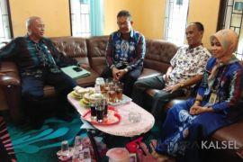 Asisten Satu Bidang Pemerintahan HST datangi desa