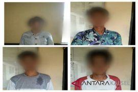 Polsekta Banjarmasin Selatan ringkus pelajar pesta Narkoba