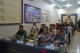 Bupati-Wabup hadiri  video conference Pemilu